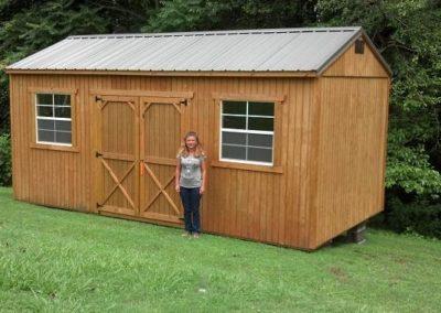 Girl Barn